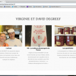 Boulangerie du Château Virginie et David Degreef