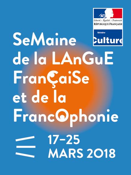 mars 2018 semaine de la langue française